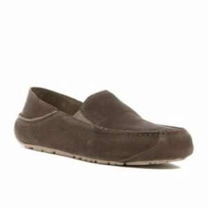UGG Mens 12 Slip-On Loafers Moccasins In/outdoor